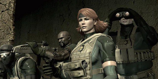 Metal Gear Solid 4 picture