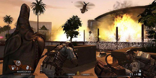 Rainbow Six Vegas 2 screenshot