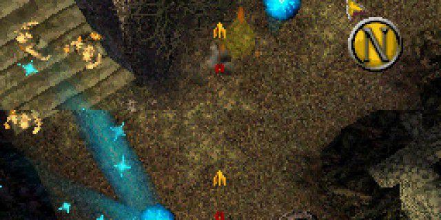 Run the Gauntlet DS version screenshot