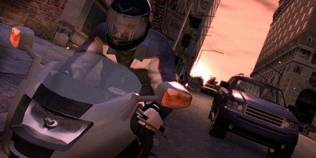 Screenshot of GTA 4