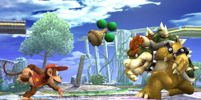 Smash Bros Brawl screenshot