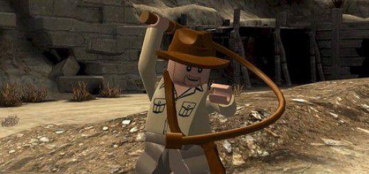 Lego Indiana Jones screenshot