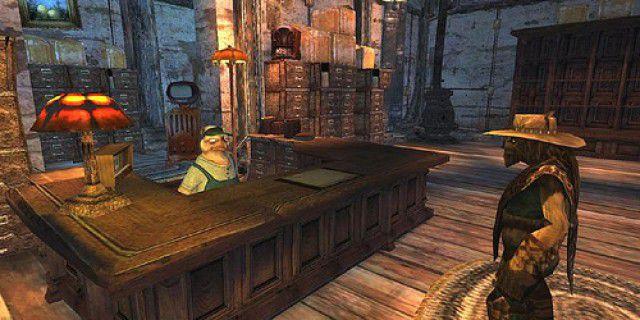 Oddworld screenshot