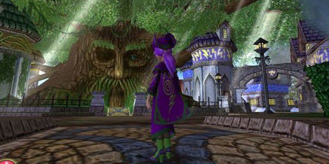Ravenwood School of Magical Arts screenshot