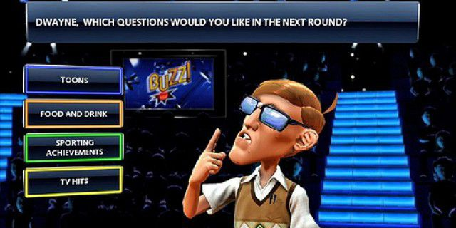 Buzz Quiz TV screenshot