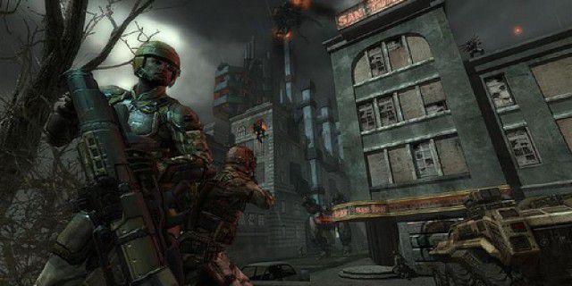 Enemy Territory Quake Wars image