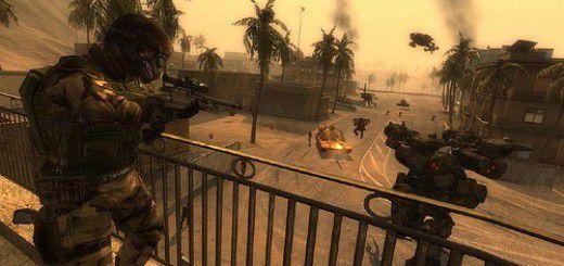 Enemy Territory Quake Wars screenshot