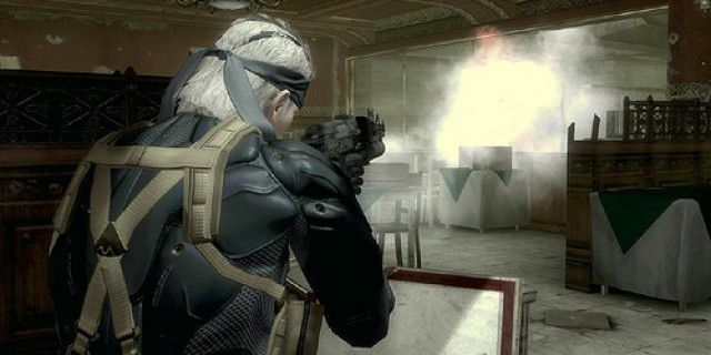Picture of Metal Gear Solid 4