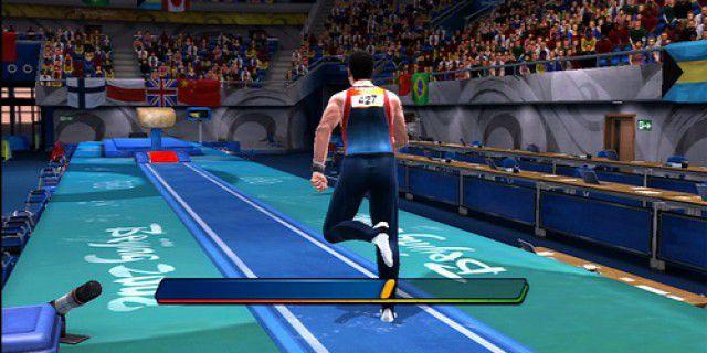 Screenshot of Beijing 2008