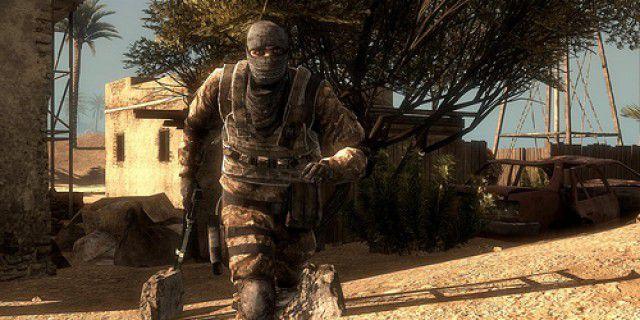 Screenshot of Battlefield Bad Company