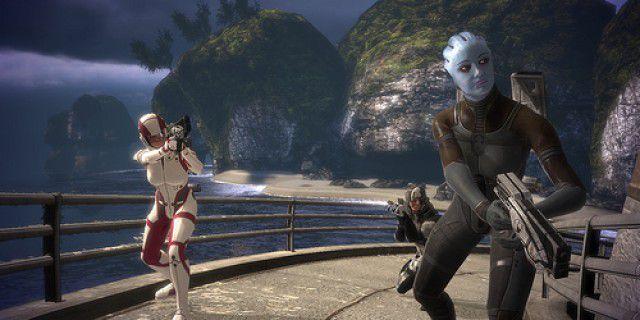 Screenshot of Mass Effect