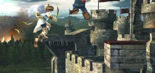 Super Smash Bros Brawl - UK number one