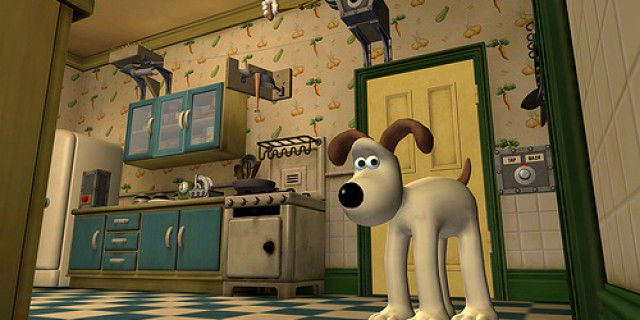 Wallace and Gromit Grand Adventures screenshot