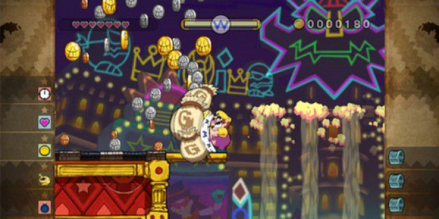 Wario Land screenshot