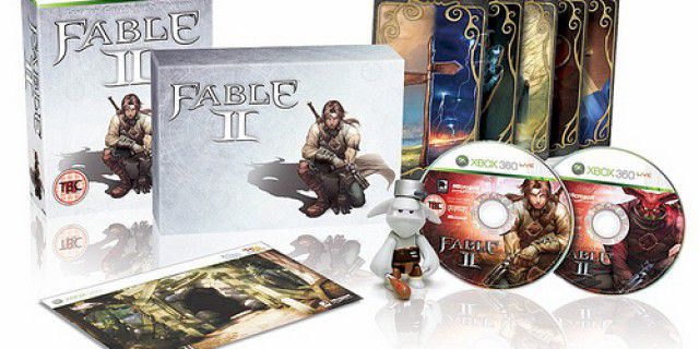 Fable II Collectors Edition