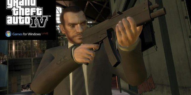 Grand Theft Auto IV PC version
