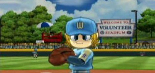 Little League World Series Baseball 2008 screenshot