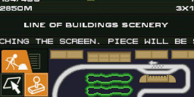 Race Driver Grid DS screenshot