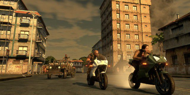 Mercenaries 2 screenshots