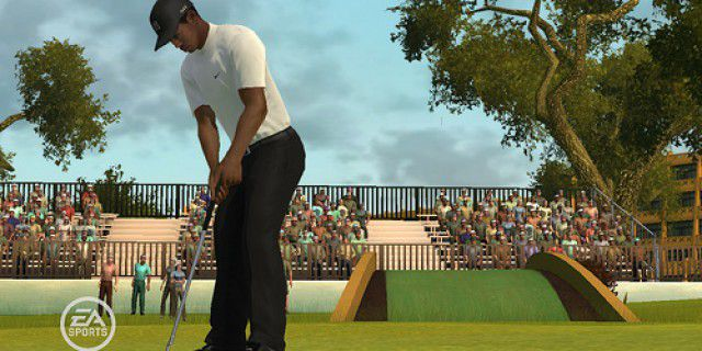 Tiger Woods PGA Tour 09 picture