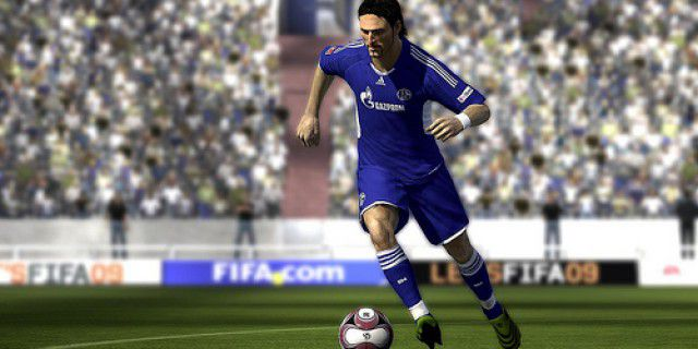 Screenshot of Fifa 09