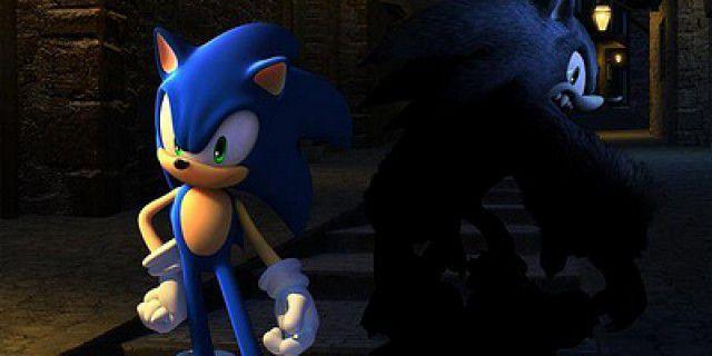 Sonic Night of the Werehog