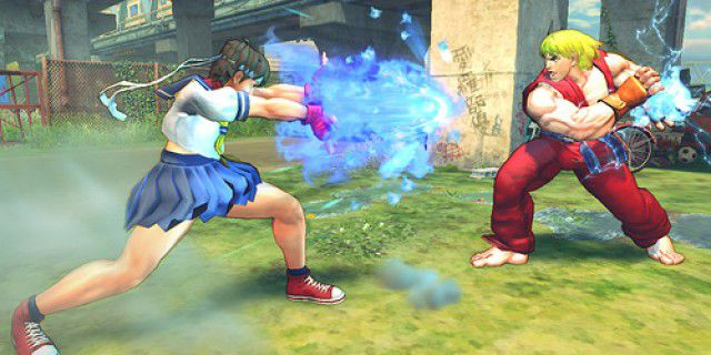 Street Fighter IV picture
