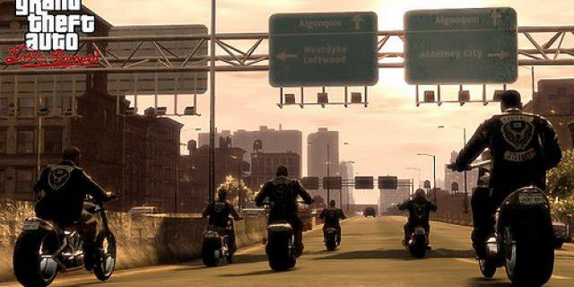 GTA 4 Episodes from Liberty City screenshot