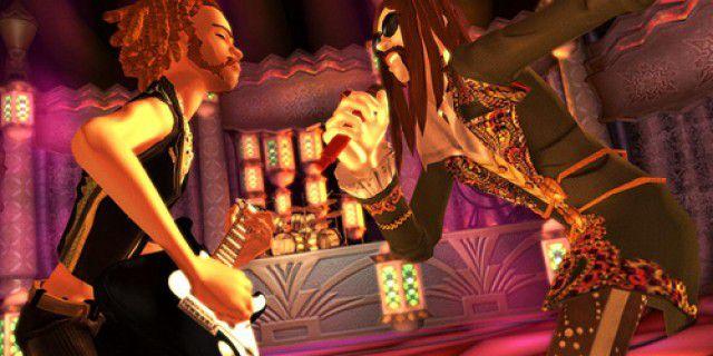Rock Band 2 screenshot