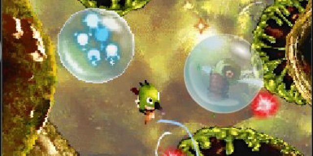 Screenshot of Nintendo DS