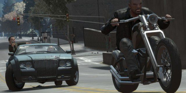 GTA IV Lost and Damned