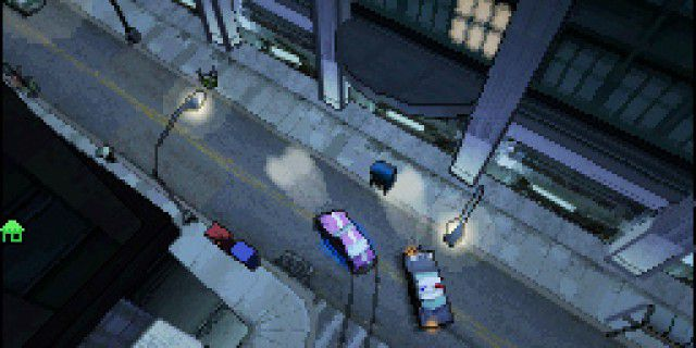 Screenshot of GTA Chinatown Wars