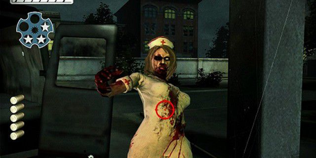 Screenshot of House of the Dead Overkill