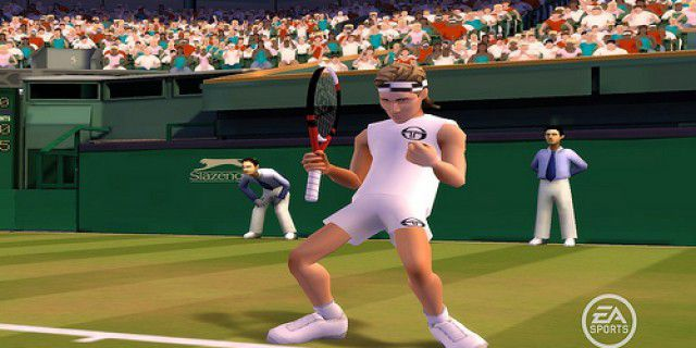 EA Grand Slam Tennis image