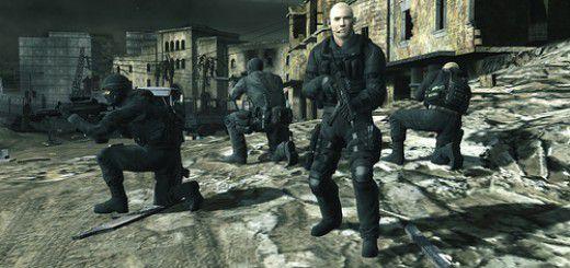 SOCOM US Navy SEALs Confrontation