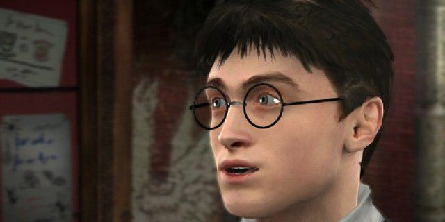 Harry and the Half Blood Prince