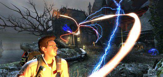 Screenshot of Ghostbusters