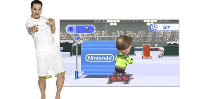 Screenshot of Nintendo Wii