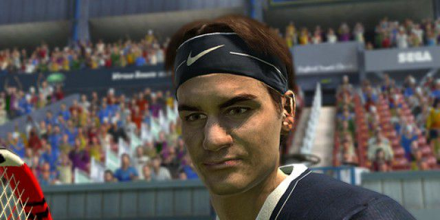 Screenshot of Virtua Tennis 2009