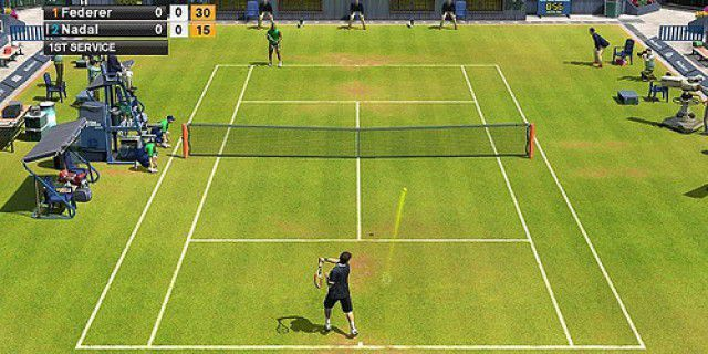 Virtua Tennis 2009 picture