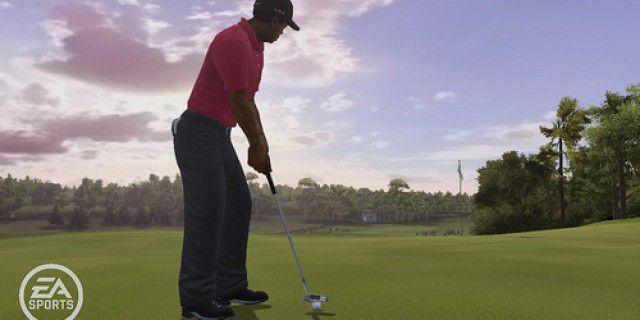 Tiger Woods PGA Tour 10 screenshot
