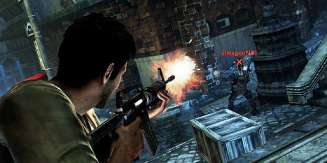Uncharted 2 Among Thieves screenshot