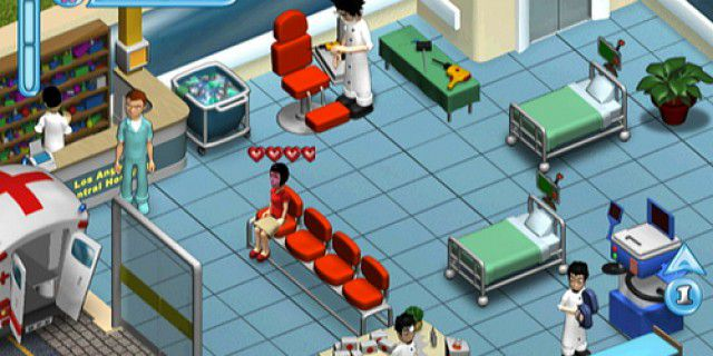Hysteria Hospital Emergency Ward screenshot