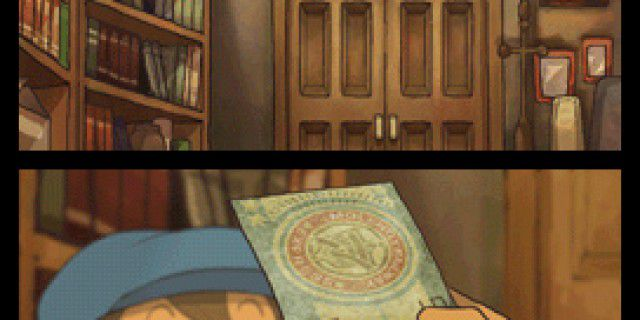 Picture of Professor Layton and the Diabolical Box