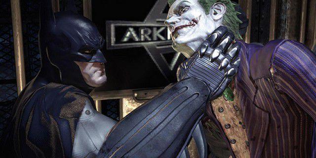 Screenshot of Batman Arkham Asylum