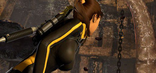 Screenshot of Tomb Raider Underworld