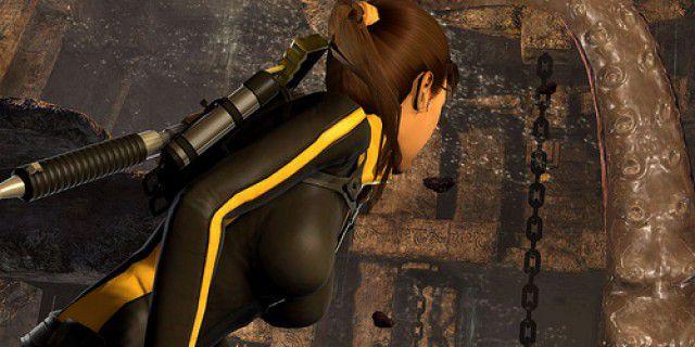 Screenshot of Tomb Raider Underworld
