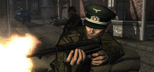 Screenshot of Wolfenstein