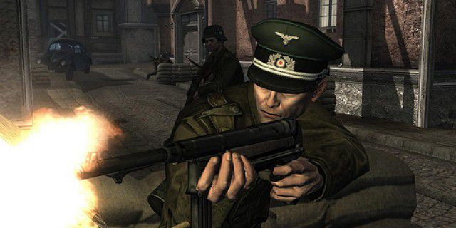 Screenshot of Wolfenstein