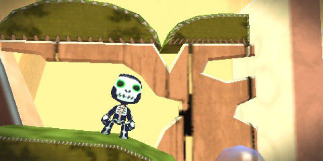 Little Big Planet for the PSP review